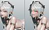 二次元风格3D角色设计  LESLyzerosix 3D Art 157.8M