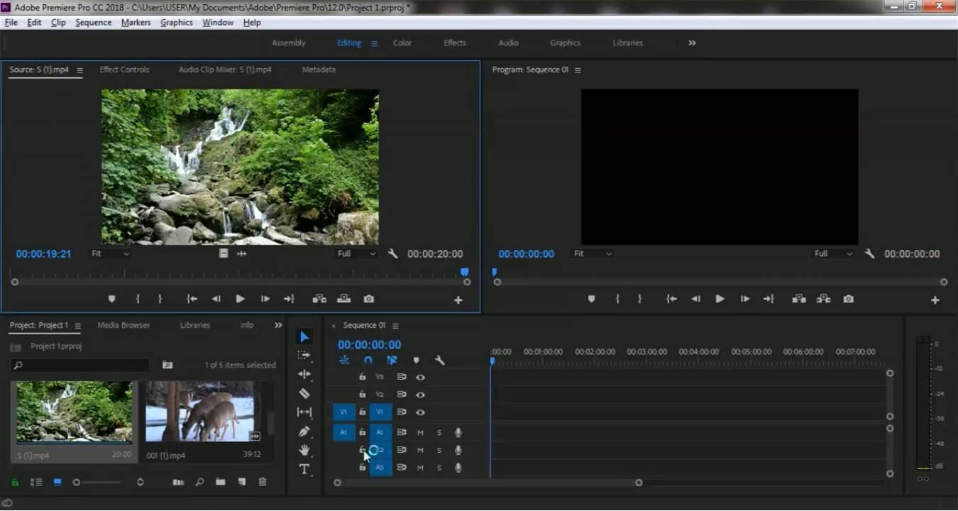 PR教程 Premiere Pro CC 2019从入门到精通视频教程 3.45G-FANCHENBIZ
