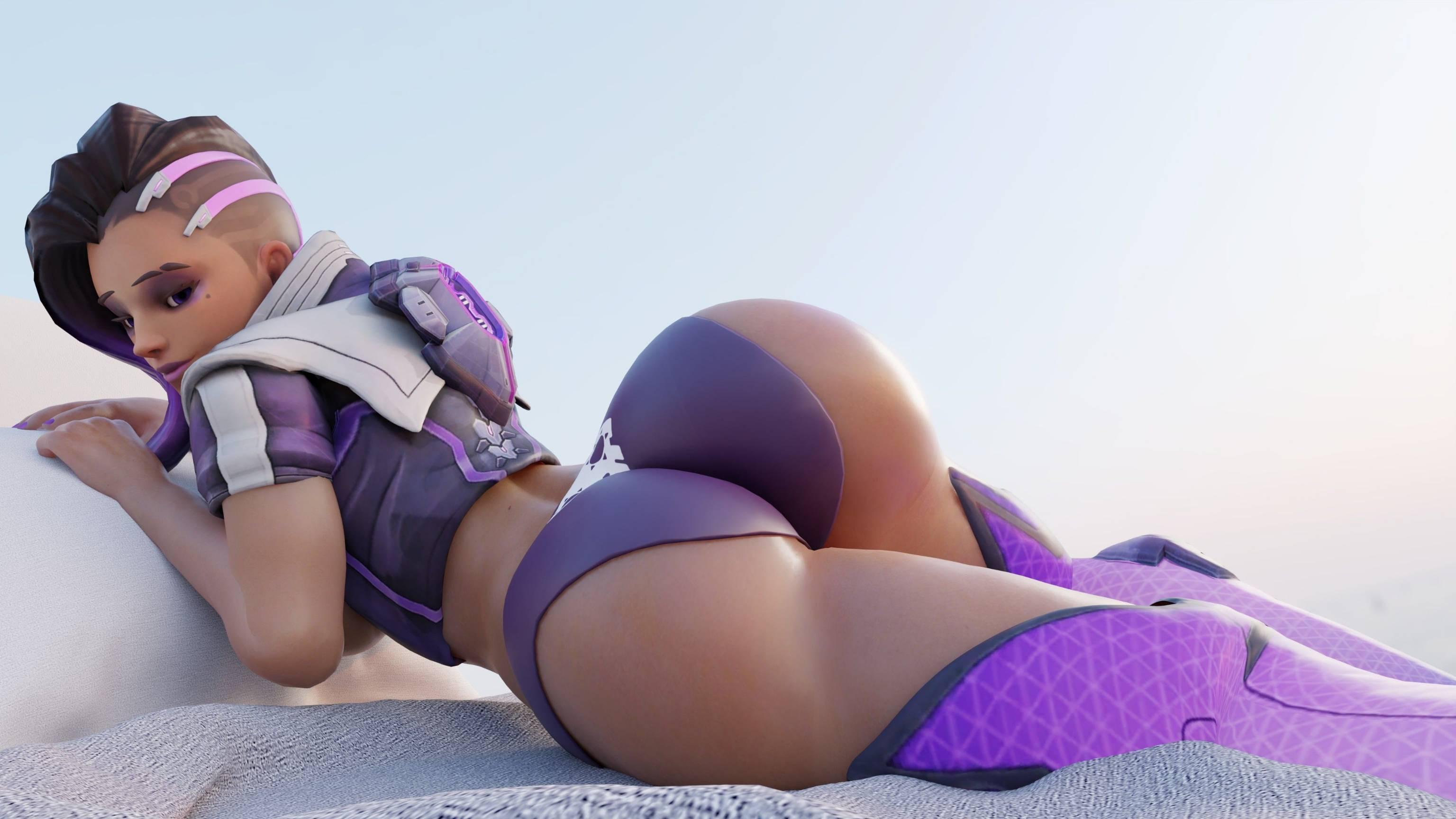 守望先锋 3D精品CG作品大合集1.85G-FANCHENBIZ