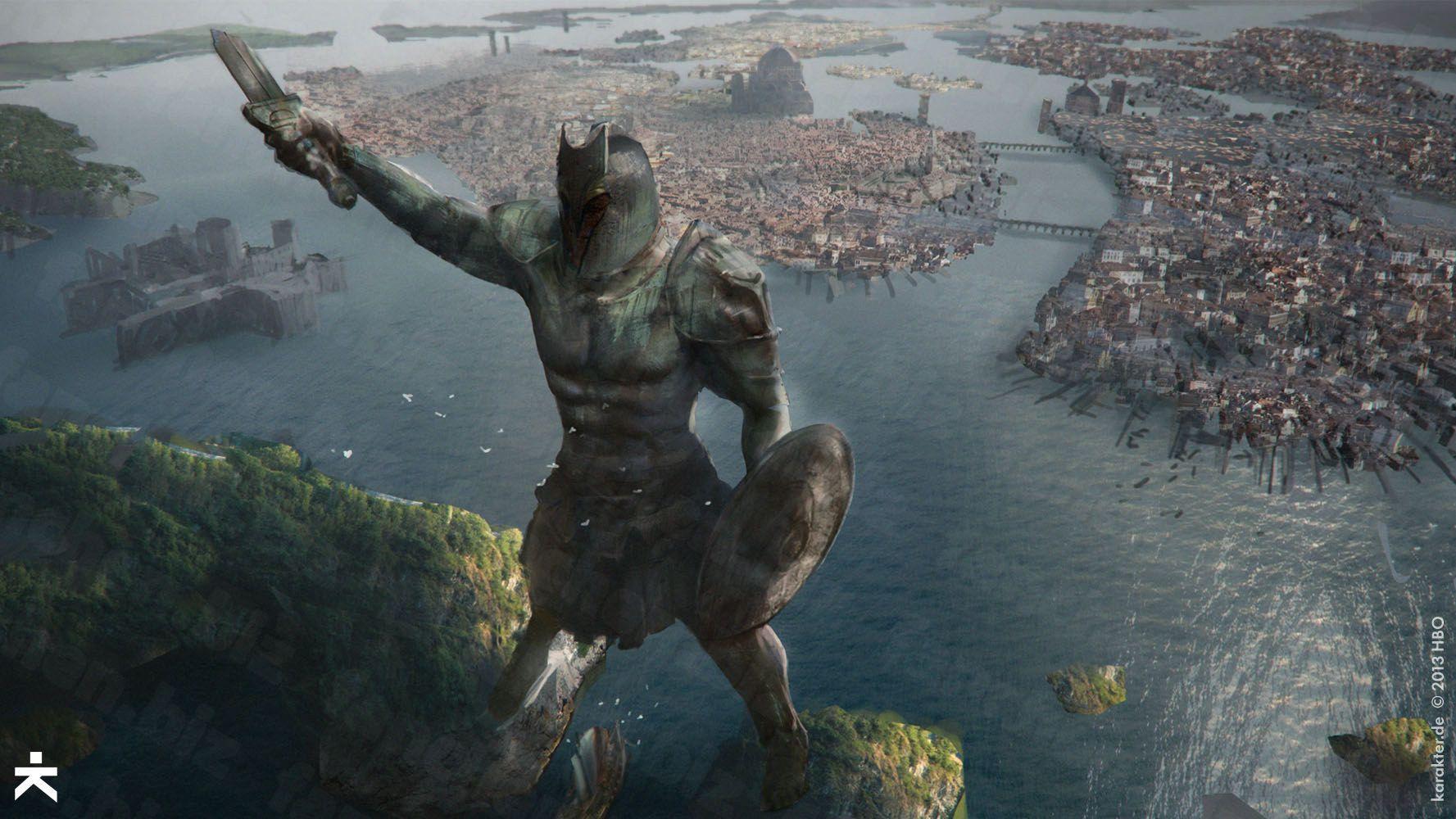 设定画集 权力的游戏影视概念CG 影视设定画集  565.2M-FANCHENBIZ