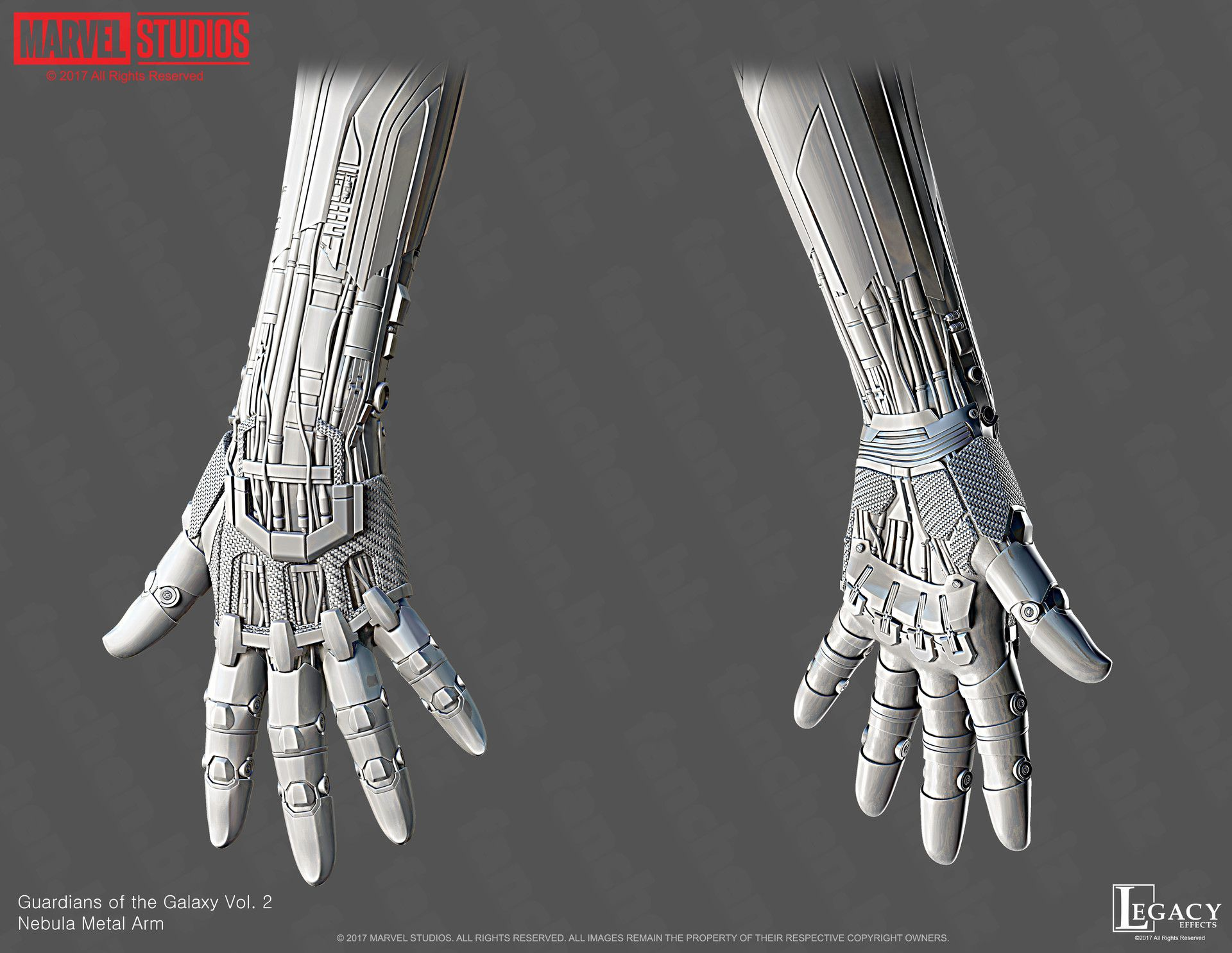 美国艺术家Wonil Song 漫威角色3D作品 59.7M-FANCHENBIZ