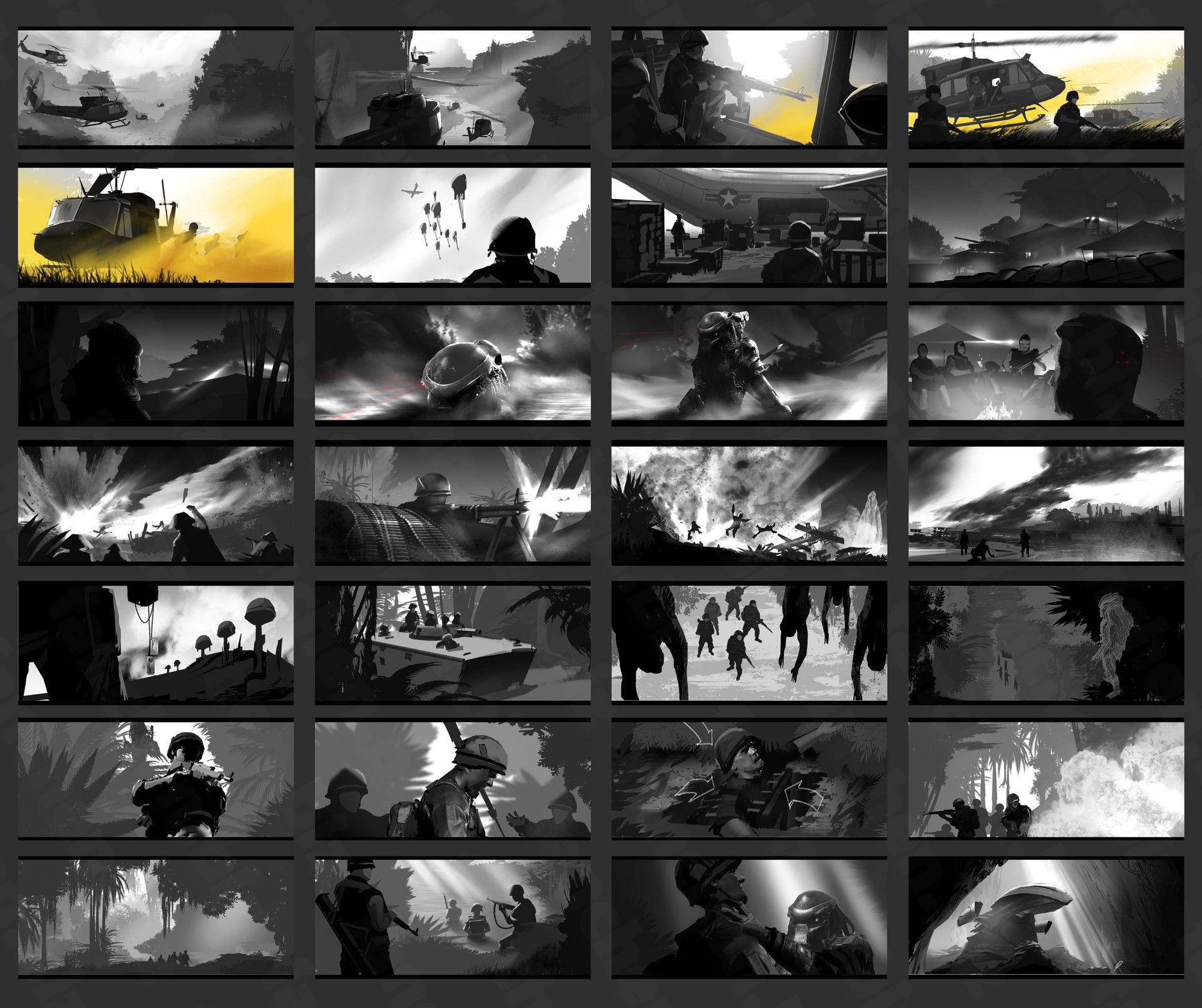 乌克兰概念艺术家Alexander Dudar CG作品 59.3M-FANCHENBIZ