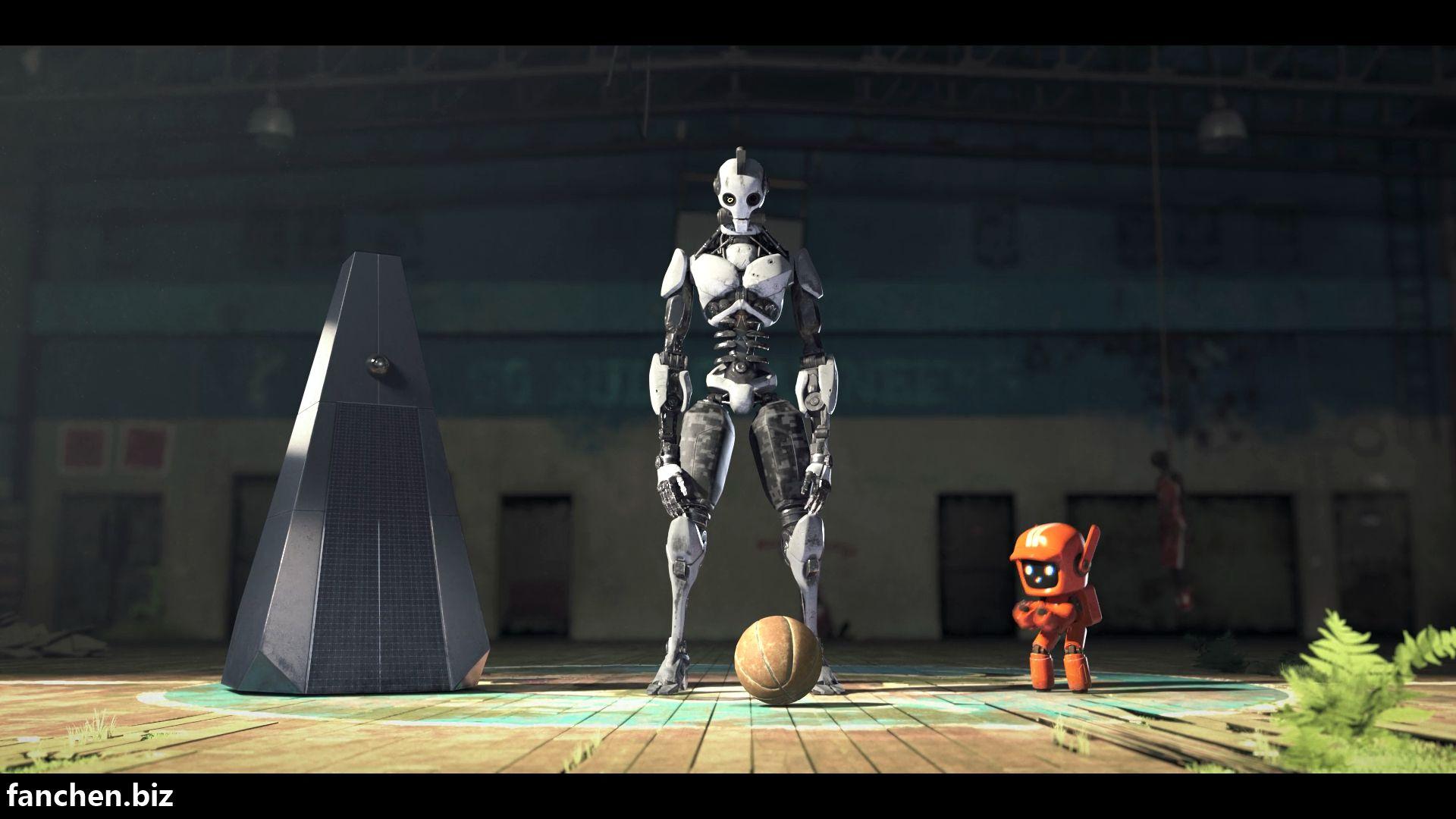 CG电影 爱,死亡和机器人1080P合集 附字幕 9.14G-FANCHENBIZ