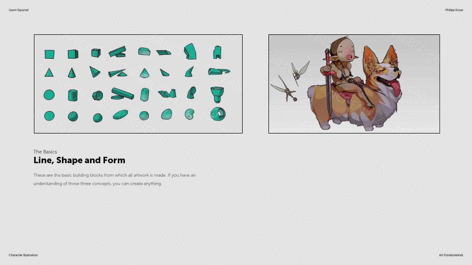 国外大师Philipp Kruse概念艺术CG绘画视频教程 8.60GB-FANCHENBIZ