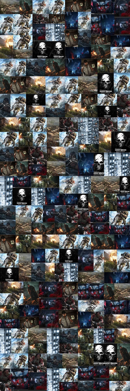 幽灵行动:断点  武器载具场景角色物件合集 1.19G-FANCHENBIZ