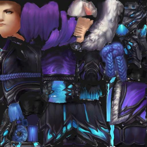 3Dmax模型 400个王者荣耀游戏英雄角色整套模型合集-FANCHENBIZ